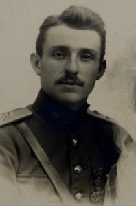 Emile Balis (oorlogskruis,vuurkruis